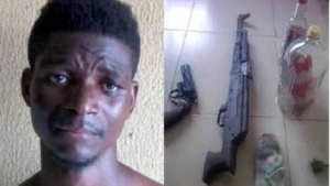 Notorious Kidnapper King Solomon Arrested In Lagos